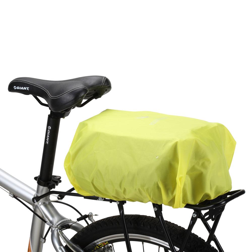 7b249d5470c Portable Cycling Bicycle Storage Handbag Pannier Saddle Rear Bike Bag Free  Cover