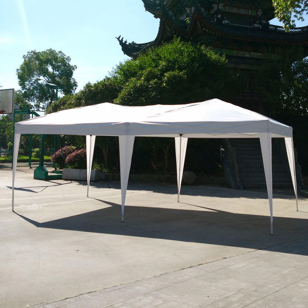 d110449119 10'X 20' EZ POP UP Wedding Party Tent Folding Gazebo Beach Canopy W/Carry  Bag