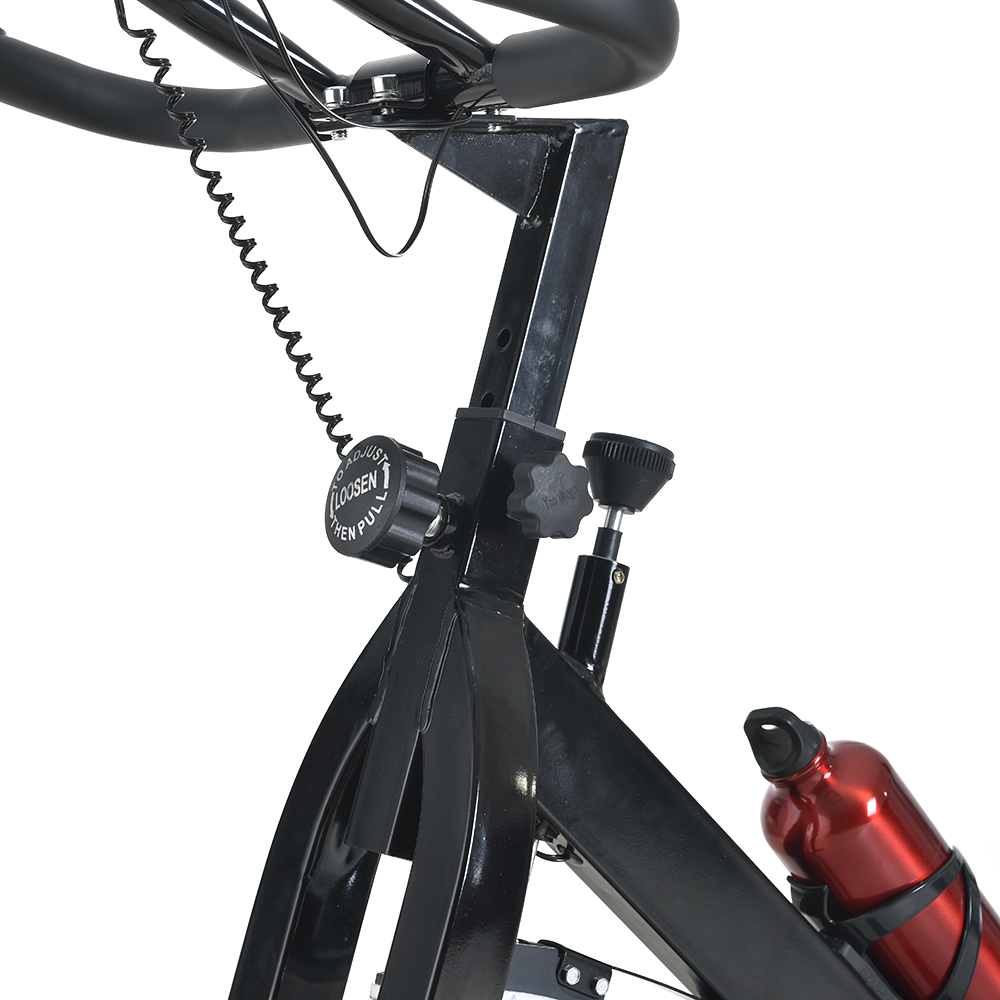 Indoor Home Gym Cycling Trainer Fitness Exercise Bike