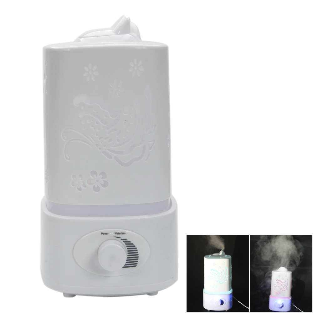 1 5l ultrasonic home aroma humidifier air diffuser purifier lonizer atomizer ebay - Humidifier l air naturellement ...