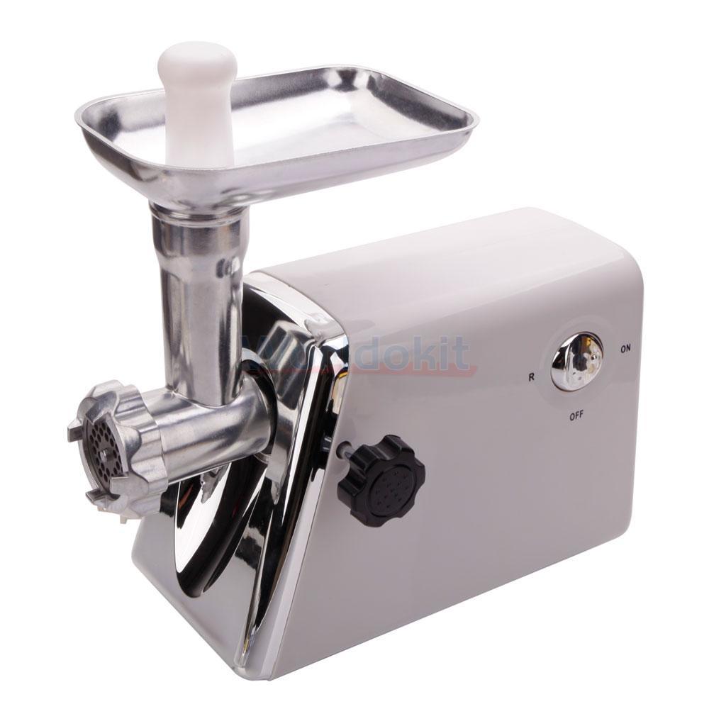 Motorized Meat Grinder ~ Electric meat grinder w kitchen food mincer sausage