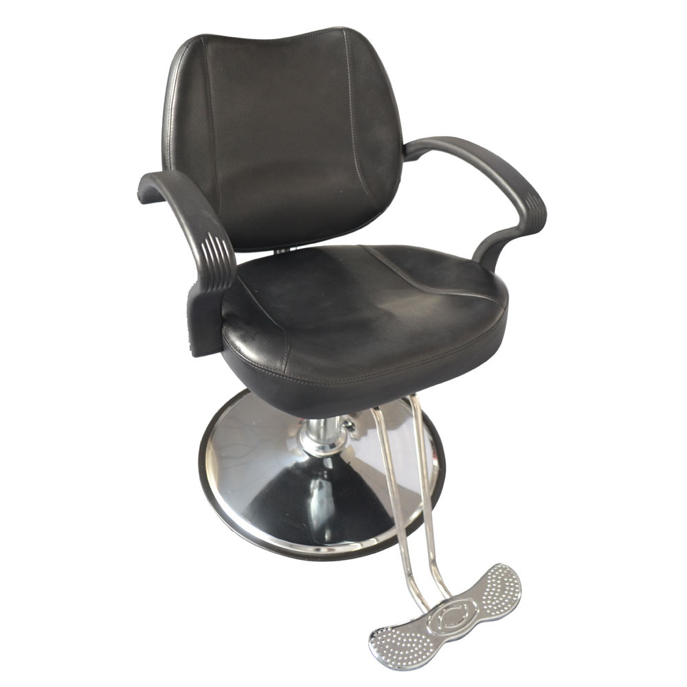 New hydraulic barber chair hair cutting stylist stations for Sell salon equipment