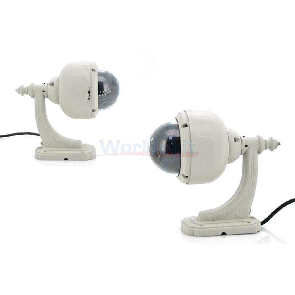 Sricam Wireless Outdoor Pan Tilt Network Cctv Camera P2p