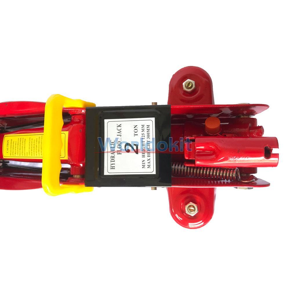 Hydraulic Floor Jack Low Profile Car Auto Vehilce 2 Ton