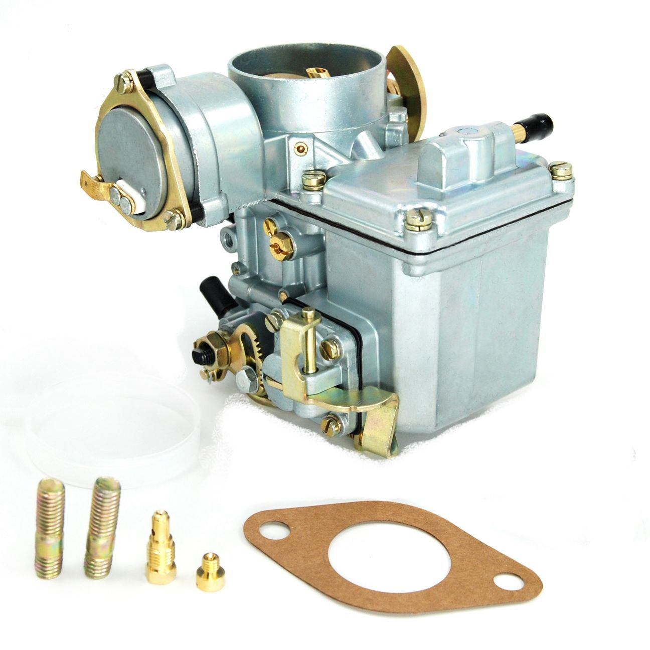 Carburetor 34 PICT-3 Dual Port Air Cooled Type 1 Engine for VW Super ...