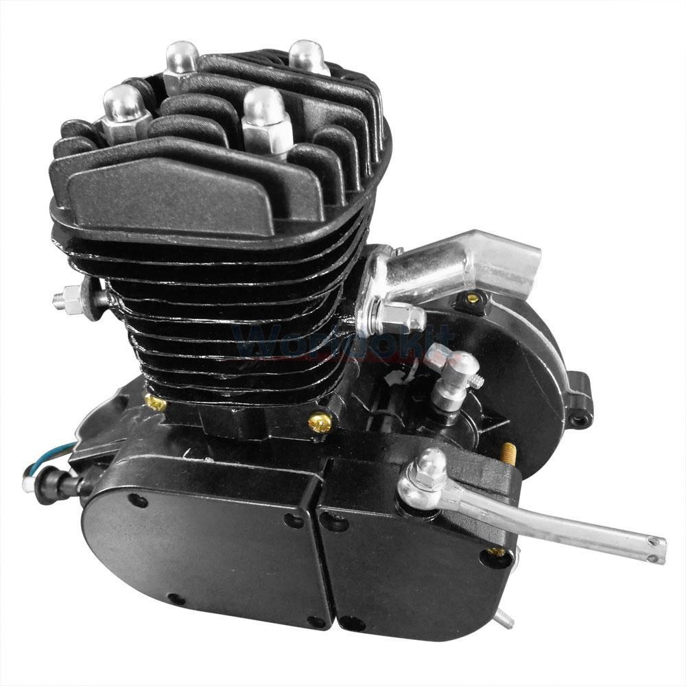 50cc Bike 2 Stroke Gas Engine Motor Kit DIY Motorized