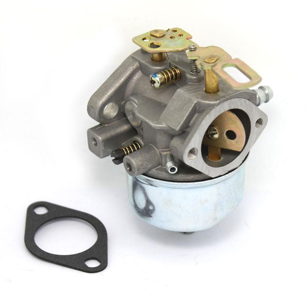 New Carburetor For Tecumseh Snowblower 7hp 8hp Hm70 Hm80