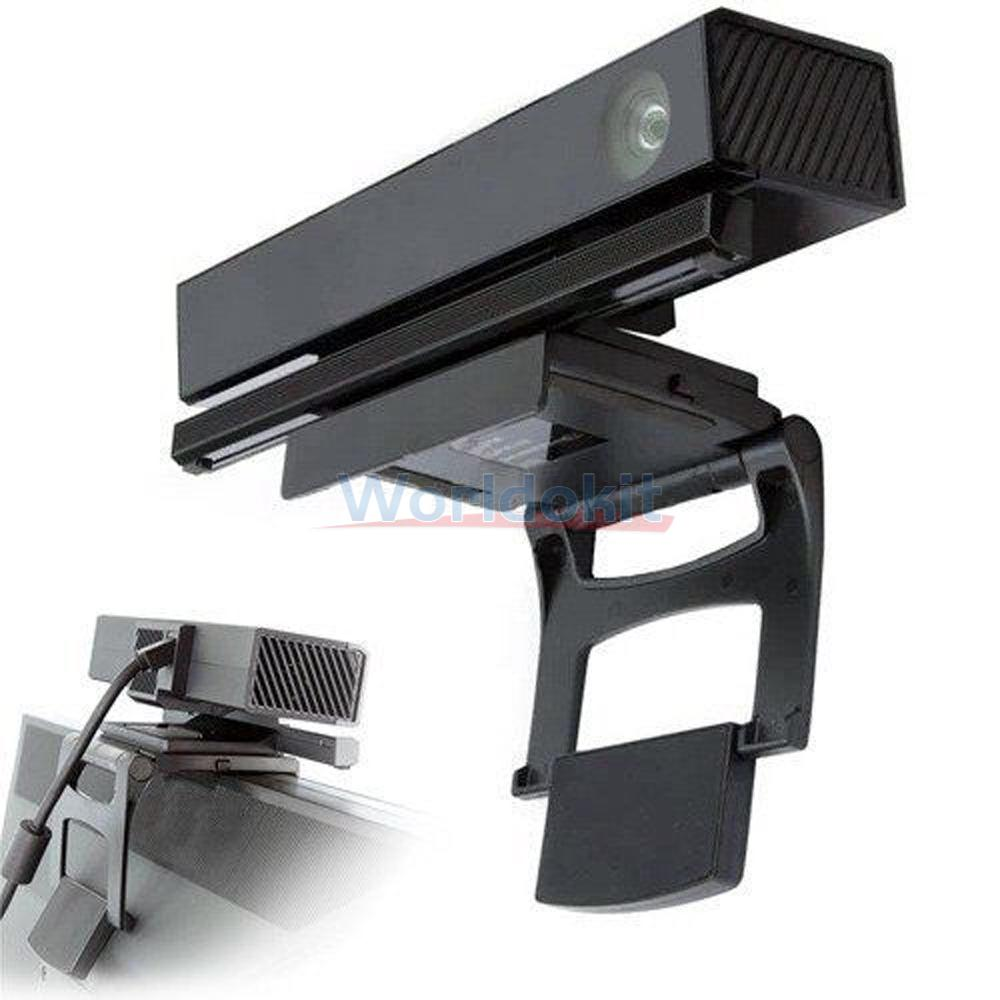 tv clip accessories wall mount stand holder for microsoft xbox one game ebay. Black Bedroom Furniture Sets. Home Design Ideas