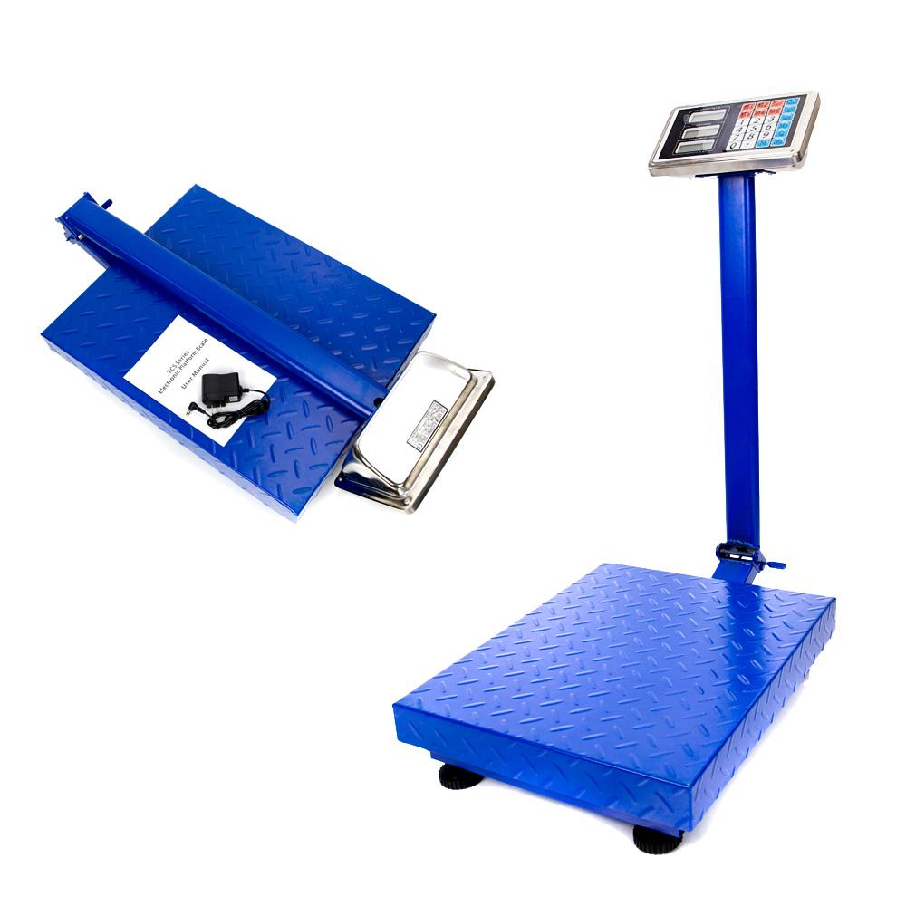 Details about 300kg Digital Floor Bench Scale Electronic Platform Shipping  Balance 660lb