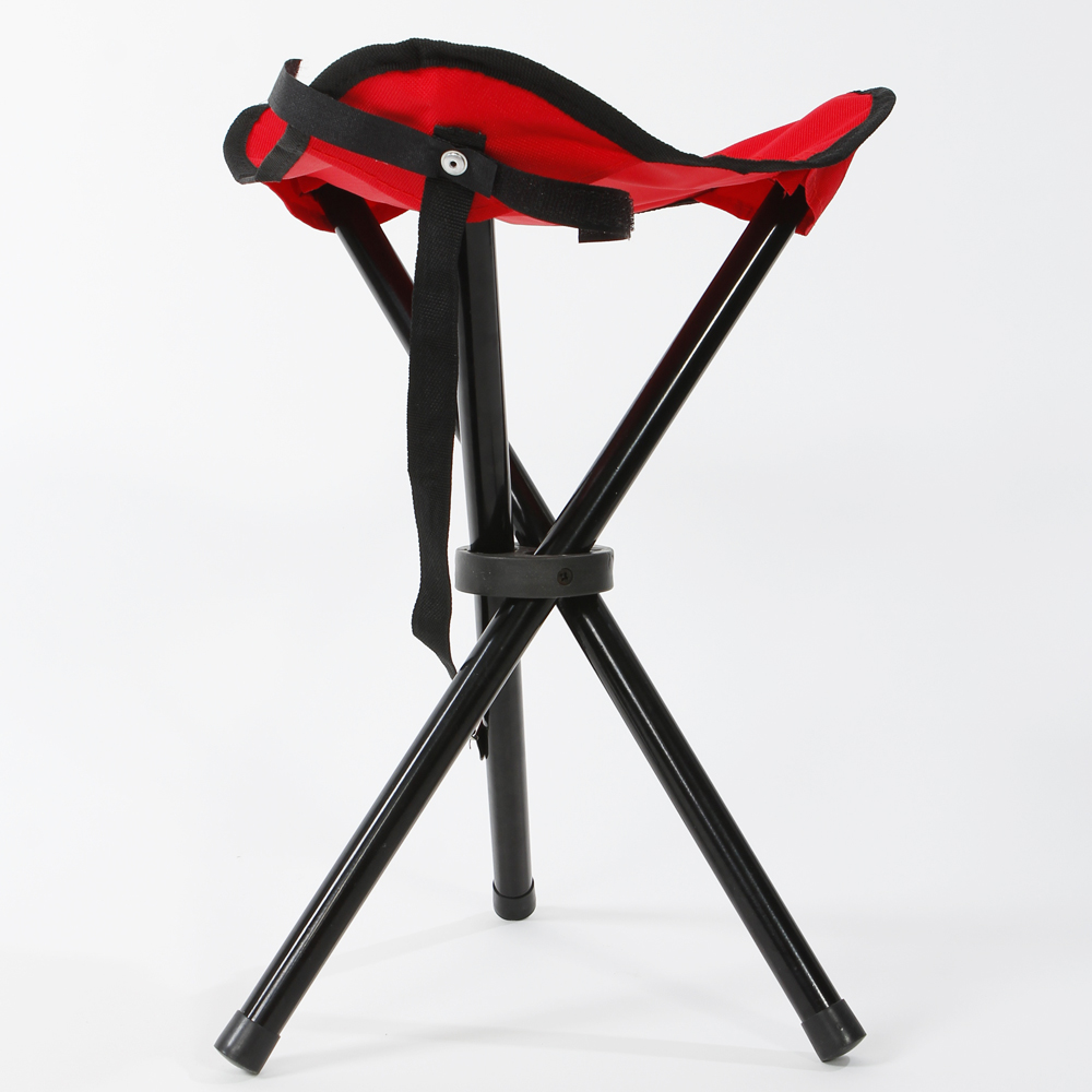Tall Lightweight Portable Folding Tripod Stool Pocket