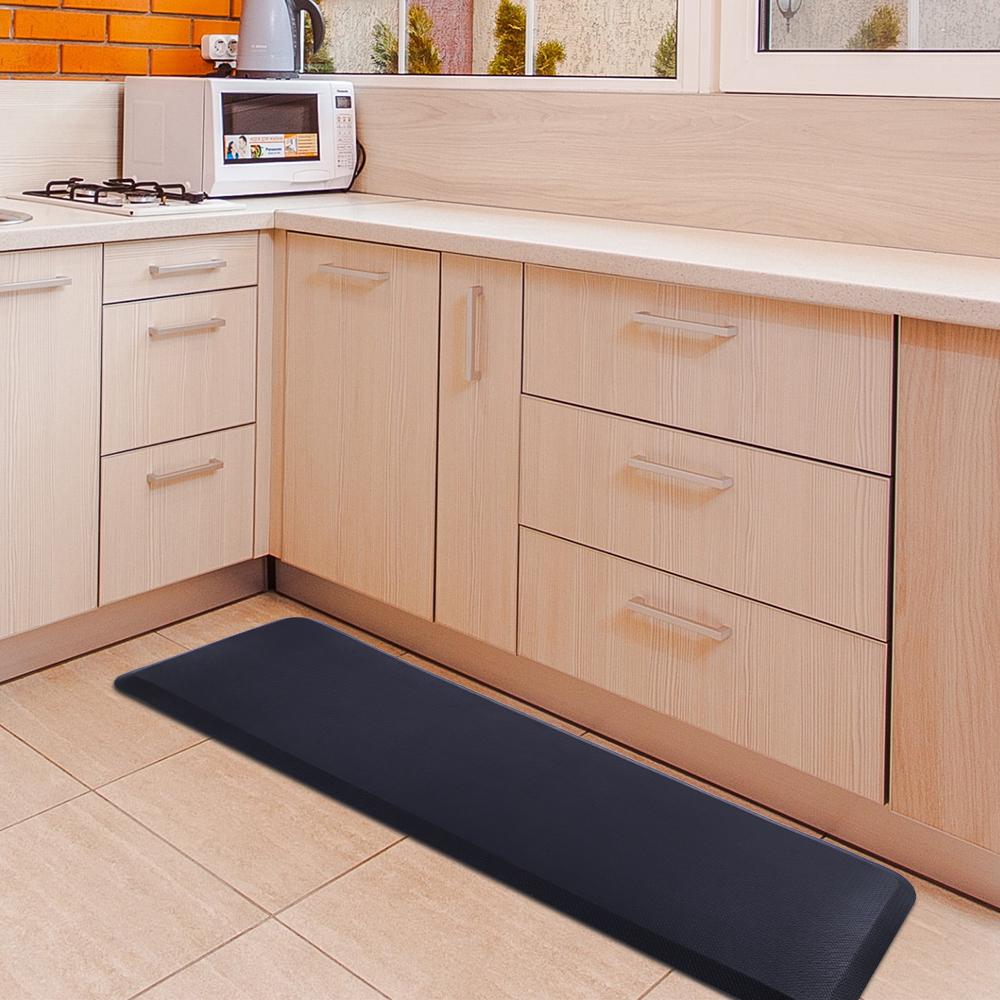 Details about Anti-Slip Anti-Fatigue Comfort Memory Foam Kitchen Mat Floor  Rug 3/4\