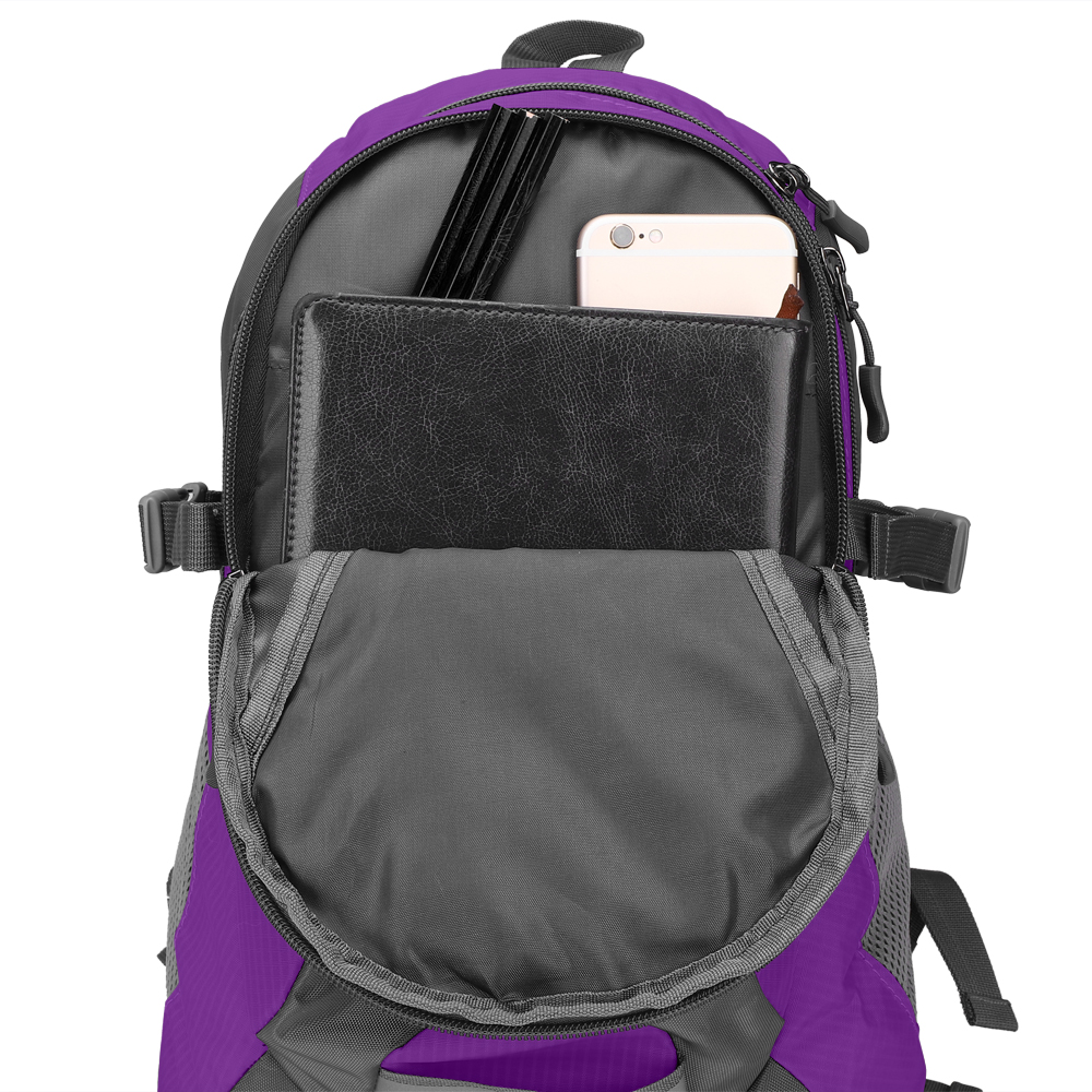 6f8f944c8e83 Details about 20L Running Sports Hiking Water Resistant Luggage Rucksack  Backpack Hot Day Pack
