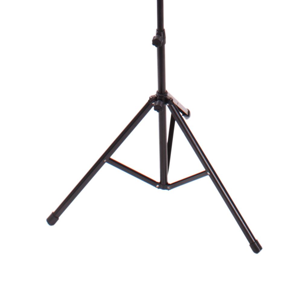 adjustable folding sheet music stand score holder mount