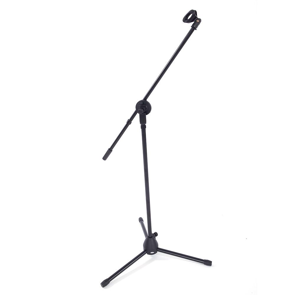HOT FS-002 Folding Tripod Boom Microphone Mic Stand